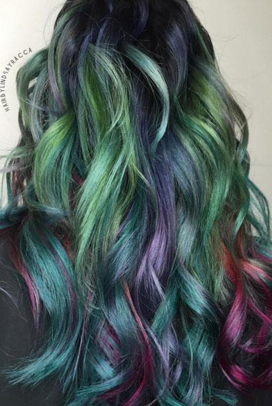 بهترین آرایشگاه رنگ مو