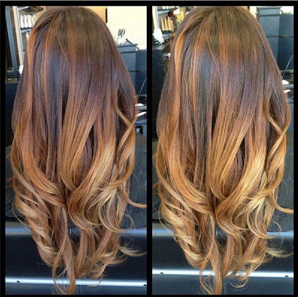 آرایشگاه تخصصصی رنگ مو